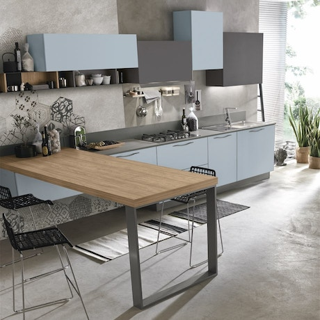 Modern Kitchens Stosa - Kitchen model Maya 1685