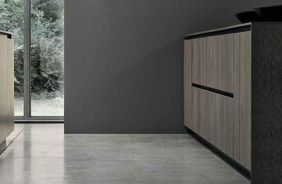 Modern Kitchens Stosa - Kitchen model Natural 1558