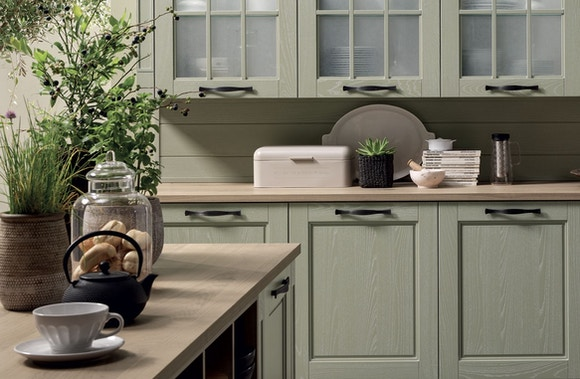Classic kitchens Stosa - Kitchen model Virginia 1808